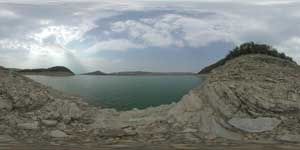 Jrebchevo Lake Panorama 1