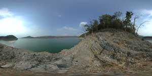 Jrebchevo Lake Panorama 2